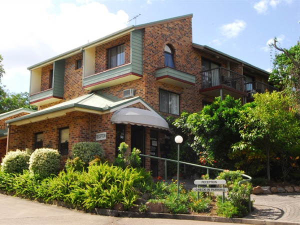 Toowong Villas - Tourism Bookings WA