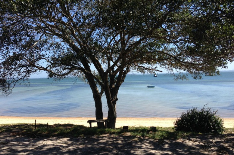 Adams Beach Camping Ground