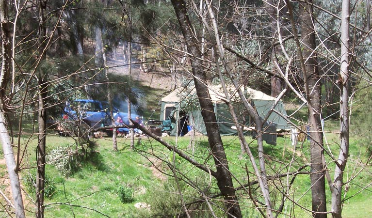 Abercrombie Caves campground - Tourism Bookings WA