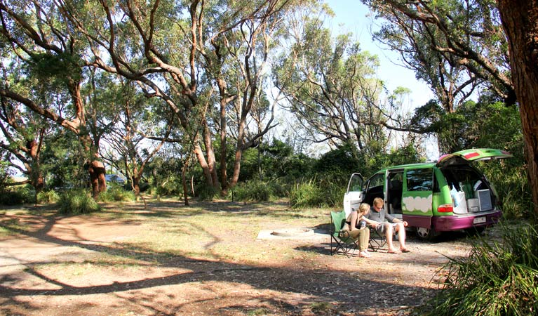 Aragunnu campground - Tourism Bookings WA