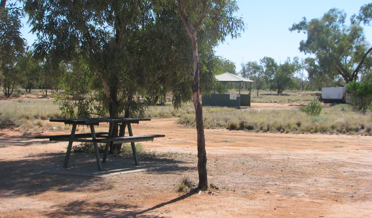Dead Horse Gully campground - Tourism Bookings WA