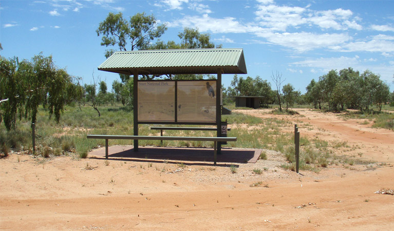 Fort Grey campground - Tourism Bookings WA