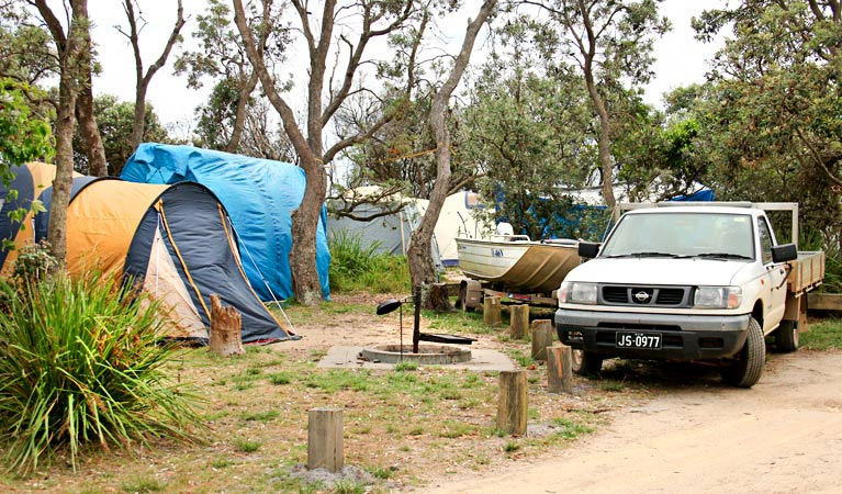 Picnic Point campground - Tourism Bookings WA