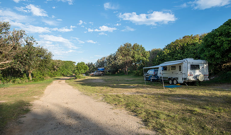 Racecourse Campground - Tourism Bookings WA