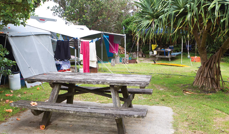 Sandon River campground - Tourism Bookings WA