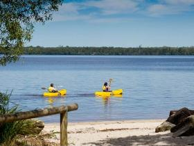 Boreen Point Campground - Tourism Bookings WA