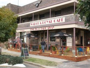 Walcha Royal Cafe and Boutique Accommodation - Tourism Bookings WA