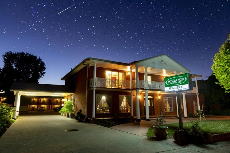 Meramie Motor Inn - Tourism Bookings WA