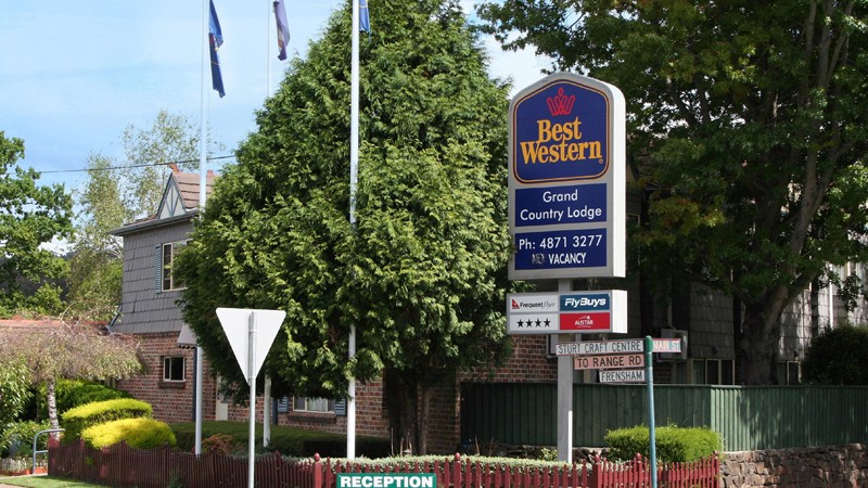 Best Western Grand Country Lodge - Tourism Bookings WA
