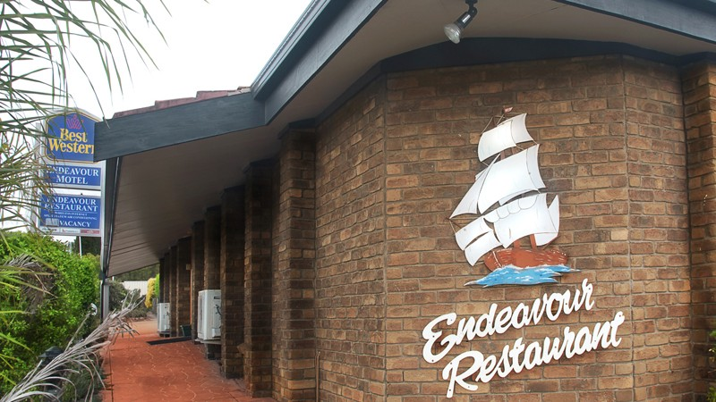 BEST WESTERN Endeavour Motel - Tourism Bookings WA