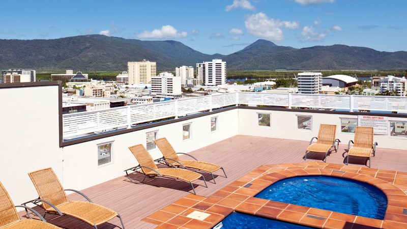 BEST WESTERN PLUS Cairns Central Apartments - Tourism Bookings WA