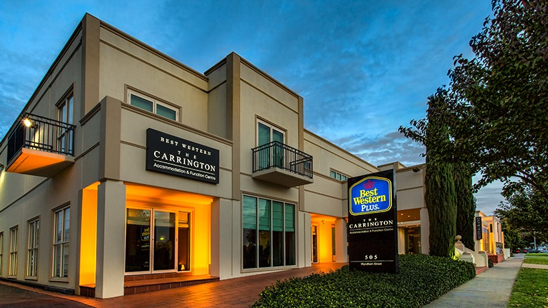 BEST WESTERN PLUS The Carrington - Tourism Bookings WA