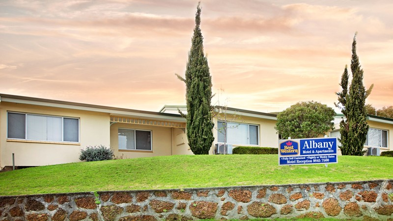Best Western Albany Motel and Apartments - Tourism Bookings WA