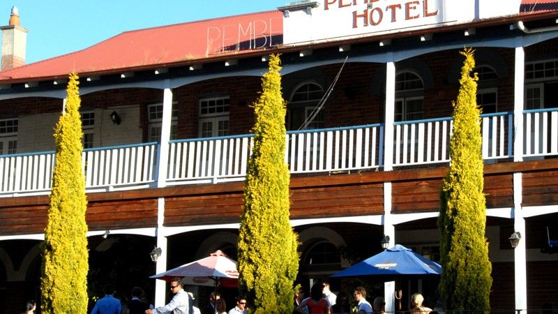 Best Western Pemberton Hotel - Tourism Bookings WA