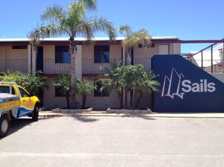 Sails Geraldton Accommodation - Tourism Bookings WA