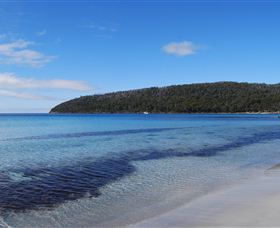 Fortescue Bay Camping Ground - Tourism Bookings WA