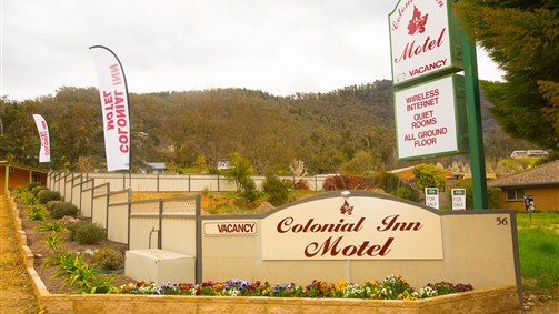 Bright Colonial Inn Motel - Tourism Bookings WA