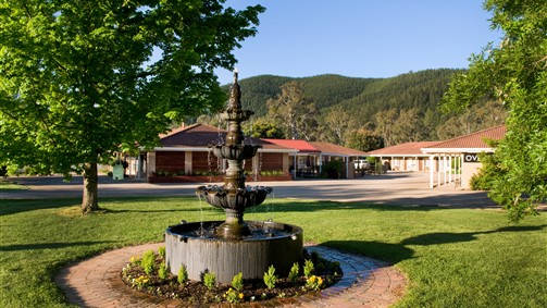 Ovens Valley Motor Inn - Tourism Bookings WA