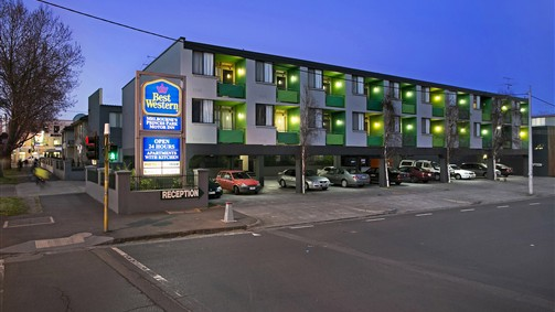 Best Western Melbourne's Princes Park Motor Inn - Tourism Bookings WA