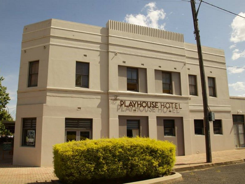 The Playhouse Hotel - Tourism Bookings WA