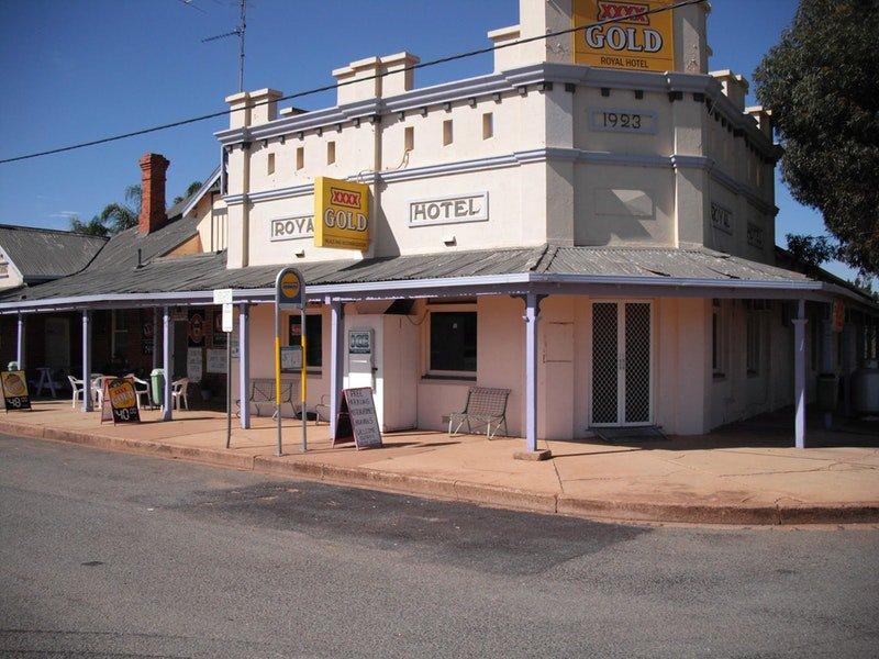 Royal Hotel Grong Grong - Tourism Bookings WA
