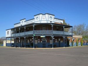 Commercial Hotel Curlewis - Tourism Bookings WA