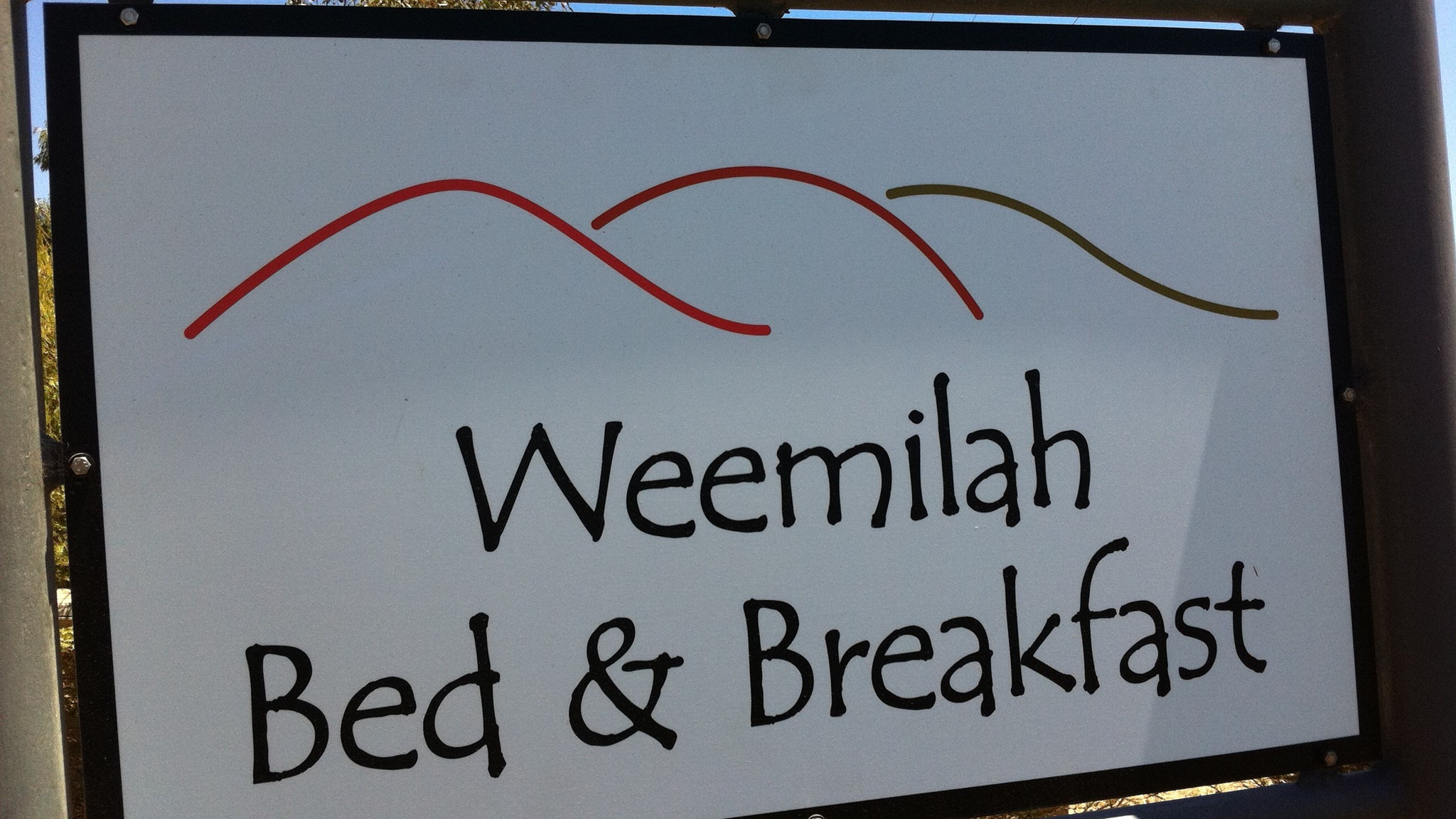 Weemilah Bed and Breakfast - Tourism Bookings WA