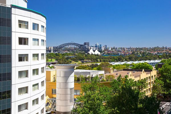 Holiday Inn Potts Point - Tourism Bookings WA