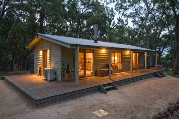 Mirkwood Forest Self-Contained Spa Cottages - Tourism Bookings WA