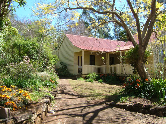 Hermitage Cottage - Tourism Bookings WA