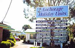 Anchorage Holiday Units - Tourism Bookings WA