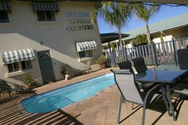 Barham Golden Rivers Holiday Apartments - Tourism Bookings WA