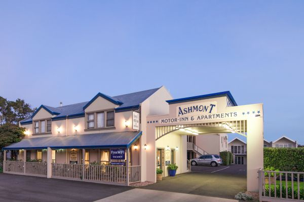 Ashmont Motor Inn and Apartments - Tourism Bookings WA