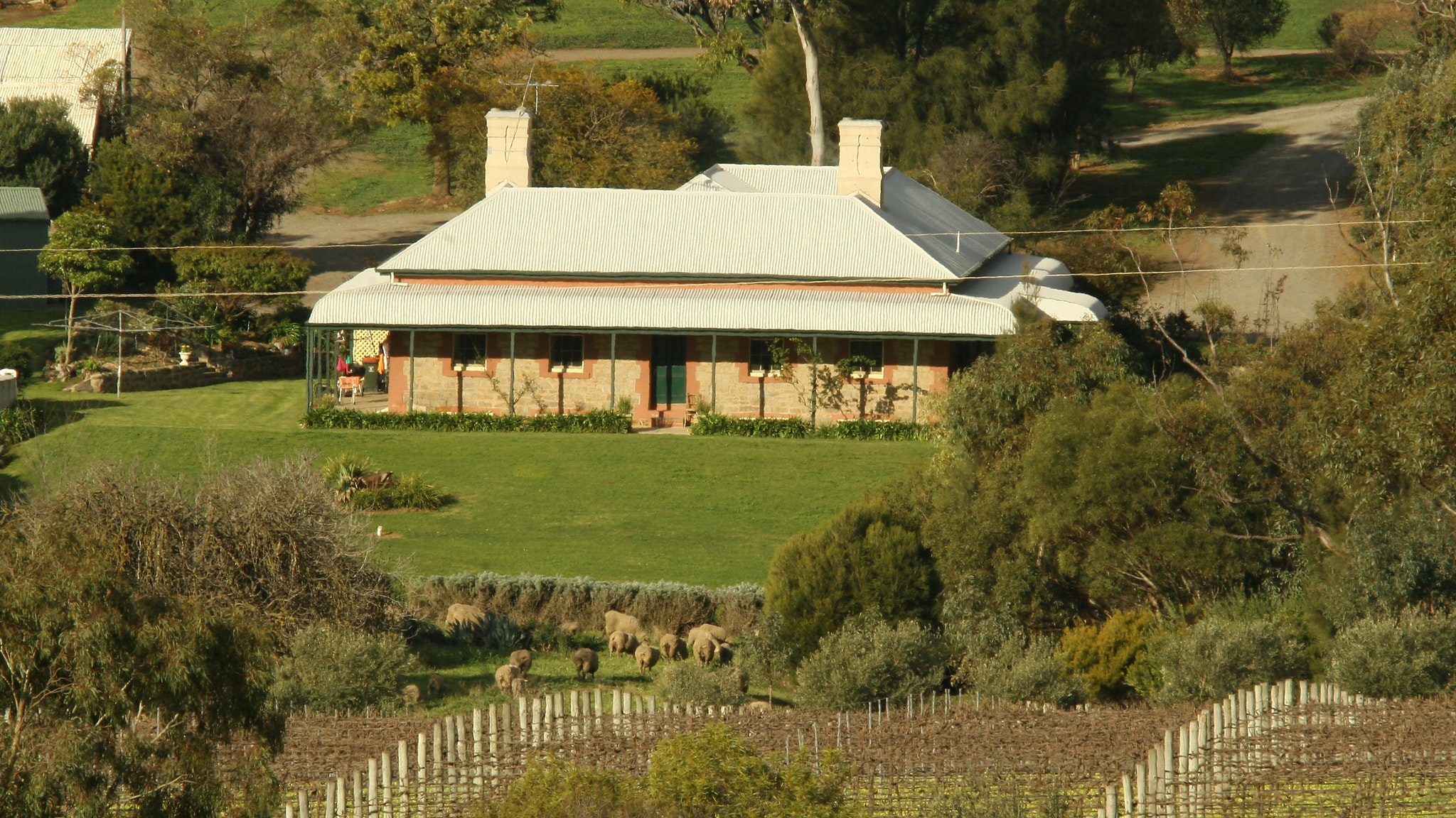 Oliver's White Hill Bed and Breakfast - Tourism Bookings WA