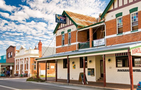 Maclean Hotel - Tourism Bookings WA