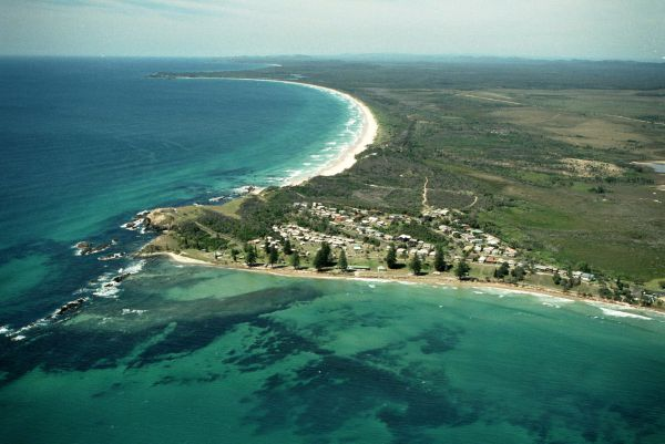 Brooms Head Holiday Units - Tourism Bookings WA