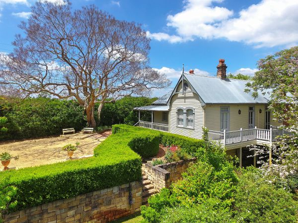 Plynlimmon The Cottage at Kurrajong