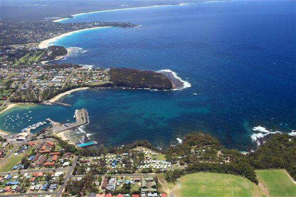 Ulladulla Headland Holiday Park - Tourism Bookings WA