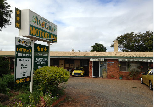 Avocado Motor Inn - Tourism Bookings WA
