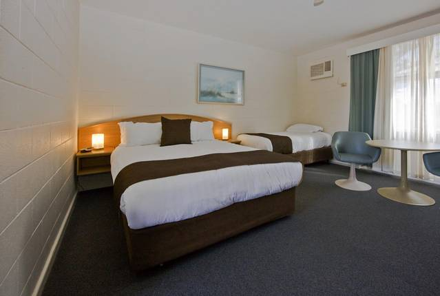 BEST WESTERN Hospitality Inns Geraldton - Tourism Bookings WA