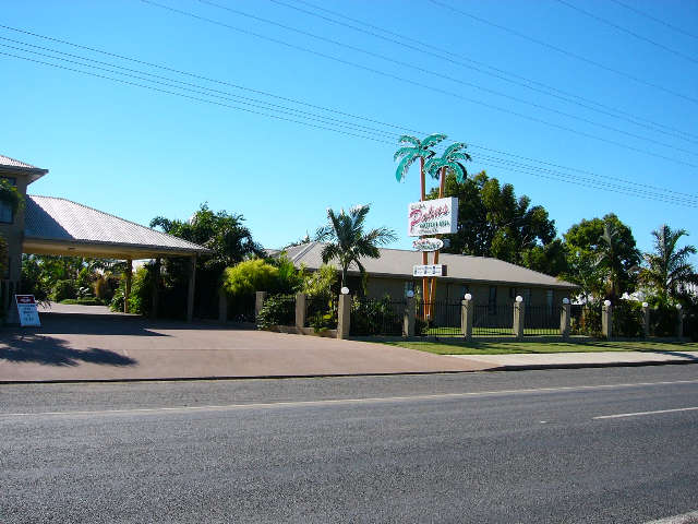 Biloela Palms Motor Inn - Tourism Bookings WA