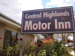 Central Highlands Motor Inn - Tourism Bookings WA