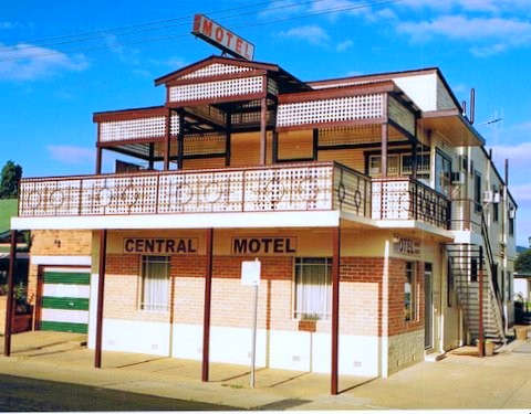 Central Motel - Tourism Bookings WA