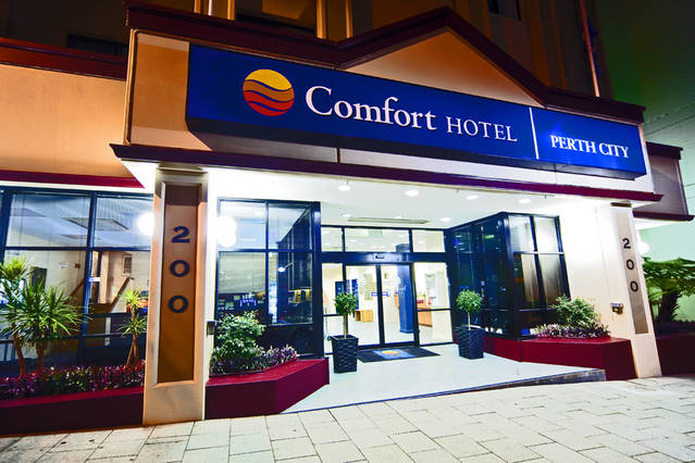 Comfort Hotel Perth City - Tourism Bookings WA