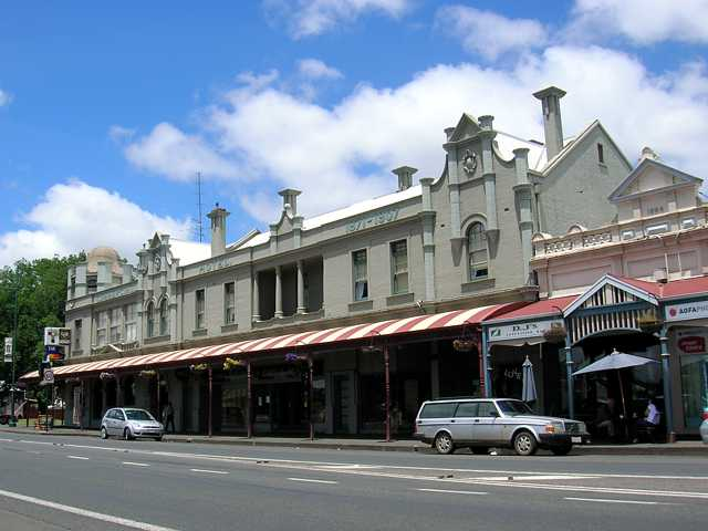 Commercial Hotel Camperdown - Tourism Bookings WA
