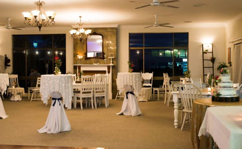 Kanangra Heights Restaurant  Function Centre - Tourism Bookings WA