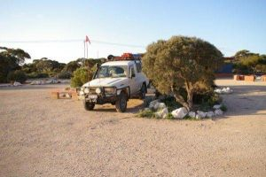 Eucla Caravan Park - Tourism Bookings WA