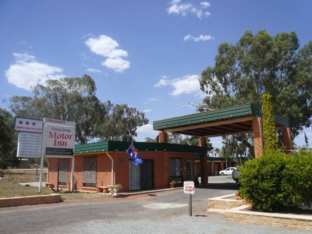 Grong Grong Motor Inn - Tourism Bookings WA