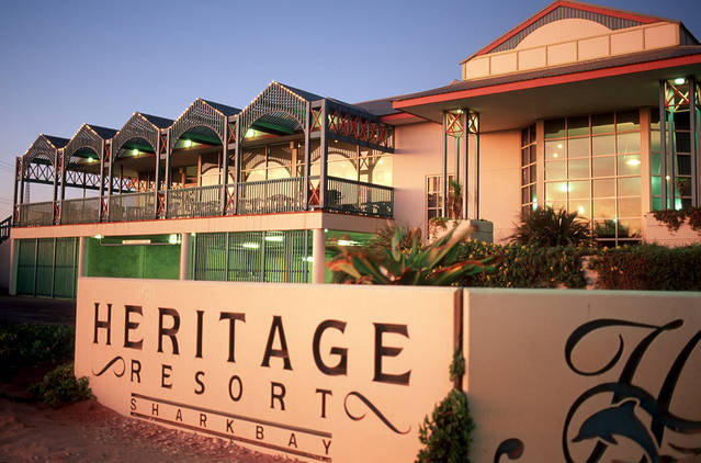 Heritage Resort - Tourism Bookings WA