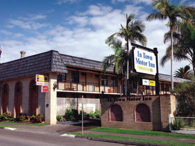 In Town Motor Inn - Tourism Bookings WA